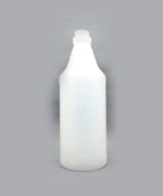 32 oz. Plastic Bottle w Graduations