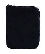 Applicator Pad Black - 12 pak