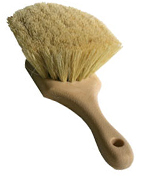 Body & Grill Brush Tampico Bristles