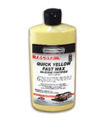 Quick Yellow Fast Wax